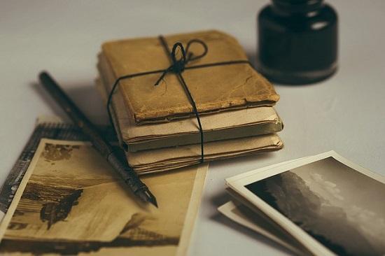 cartas viejas