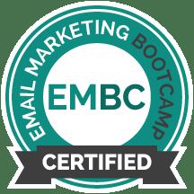 Certificado conocimientos avanzados email marketing bootcamp
