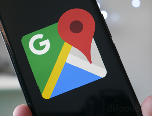 gráfico google maps