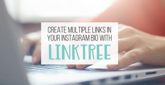 múltiples links con Linktree