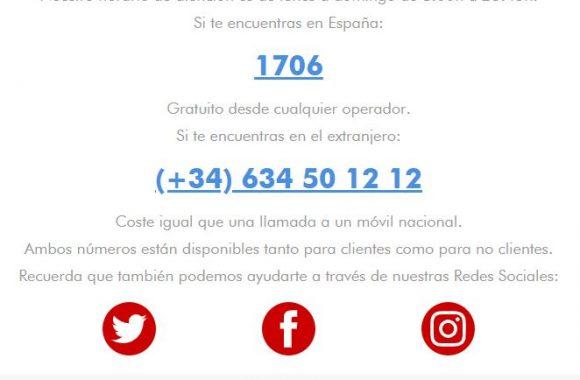 contactar con pepephone