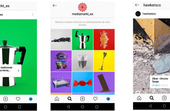 social commerce instagram